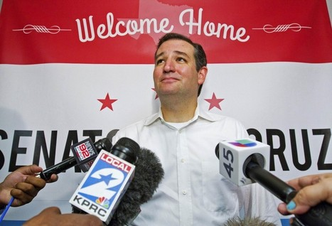 BY 10/24 -- Ted Cruz returns to Texas as a hero who is reshaping the state Republican Party | M Almond AP GOV | Scoop.it