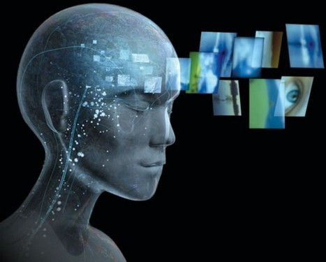 Hidden Smiles and the Desire of a Conscious Machine | Consciousness | Scoop.it
