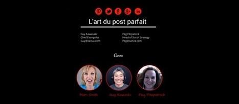 L'art du post parfait sur tous les réseaux sociaux | Webmarketing & Communication digitale | Scoop.it