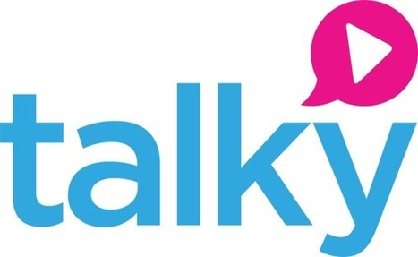 Talky | New Web 2.0 tools for education | Technology for Teaching English Language and Literature | Scoop.it