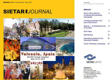 SIETAR Europa, a Profile, Valencia, a New Book | SIETAR-France | Scoop.it