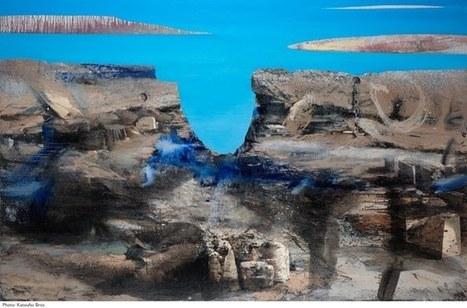 Βαγγέλης Ρήνας: Μετατρέποντας το πνεύμα σε ύλη - Art22 | Ήρα Παπαποστόλου | Scoop.it