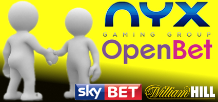 NYX seals £270m acquisition of OpenBet with help from William Hill and Sky Betting | Deals + Numbers | Scoop.it
