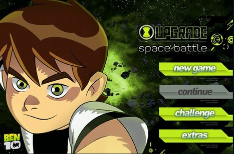 Ben10 Upgrade Space Battle - Play Your Best Ben 10 Games On playtoongames.com | Ben 10 Games | Spiderman Games | Transformers Games | Scoop.it