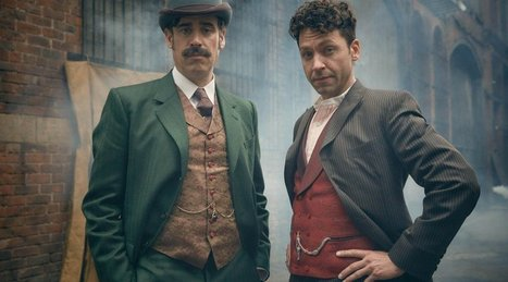 First trailer for Houdini & Doyle | Classic & New TV Shows & Films | Scoop.it