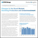 Changes in Brent Market: Declining Production and Underinvestment | Anomalies | Scoop.it