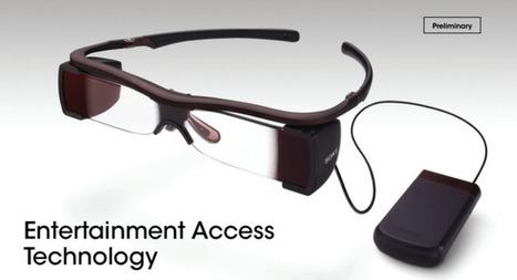 Gafas que muestran subtítulos de películas en tiempo real | Películas y series | Scoop.it