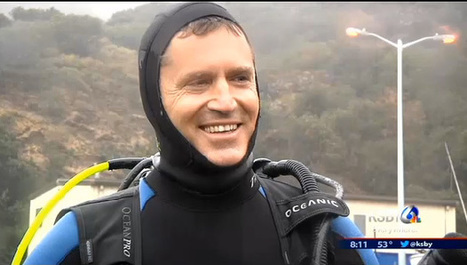 50 Scuba Divers Clean Up and Remove 900 pounds of Trash from Avila Beach ... - California Diver | SA Scuba Shack | Scoop.it
