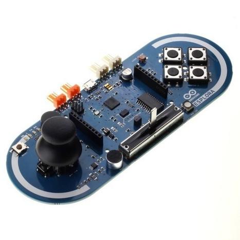 Nouveauté : A la découverte de l'Arduino Esplora | Semageek | Metatrame | Scoop.it