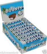 Imported Bounty Bar Milk Covered Coconut chocolate box, ( 24 Pcs) | Imported food Items | Scoop.it