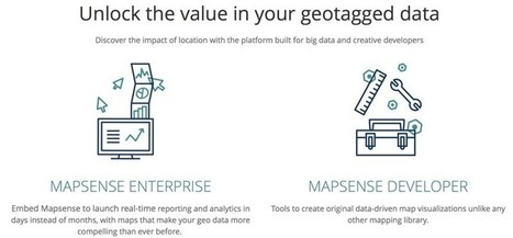 Apple Acquires Mapping Visualization Startup Mapsense | Mobile 2 Store | Scoop.it