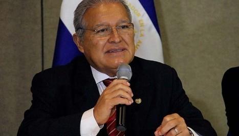 Presidente Sánchez Cerén completa su gabinete de gobierno | HISTORIAS & REALIDADES | Scoop.it