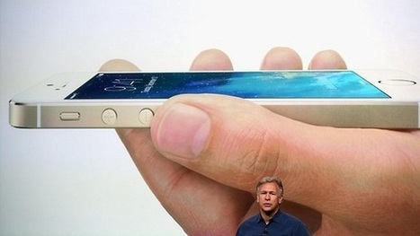 Your Fingertip Will Become A Credit Card With iPhone 5S   Tecgnology by techexplantion   Scoop.it