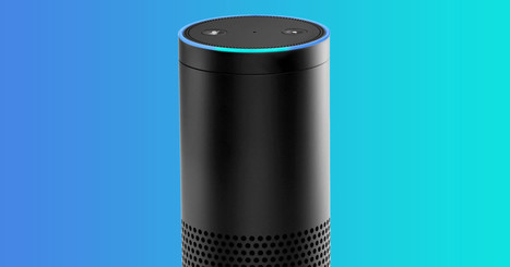 The Amazon Echo's All Grown Up | dataInnovation | Scoop.it