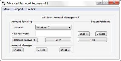 Un programme complet pour récupérer les mots de passe et gérer les comptes Windows | Time to Learn | Scoop.it