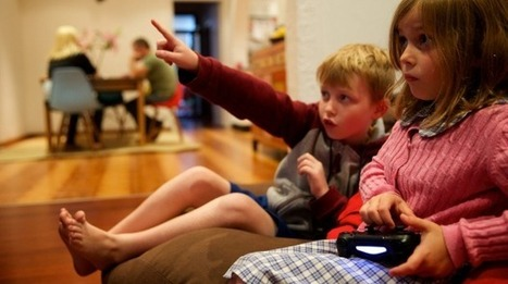 Let the kids play their video games, it's good for them! | Prendi eLearning - Education, Technology, iPads... | Scoop.it