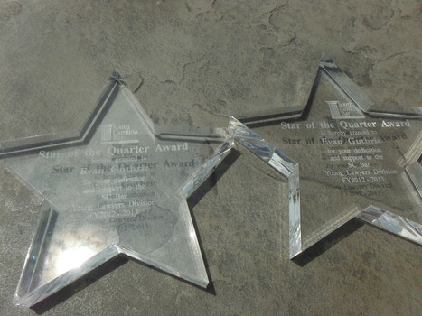 Attorney Evan Guthrie Is Named Star Of The Quarter By The Young... | Evan Guthrie Law Firm | Scoop.it