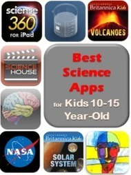 Free App: Over 3000 Searchable STEM Activities for Kids | iGameMom | Using iPads in Classrooms | Scoop.it