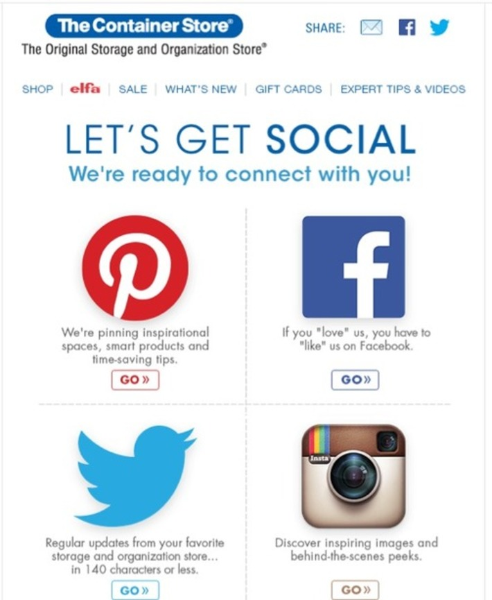 Let's Be Friends: Integrating Email And Social Media - Business 2 Community | Best Pinterest Tips | Scoop.it
