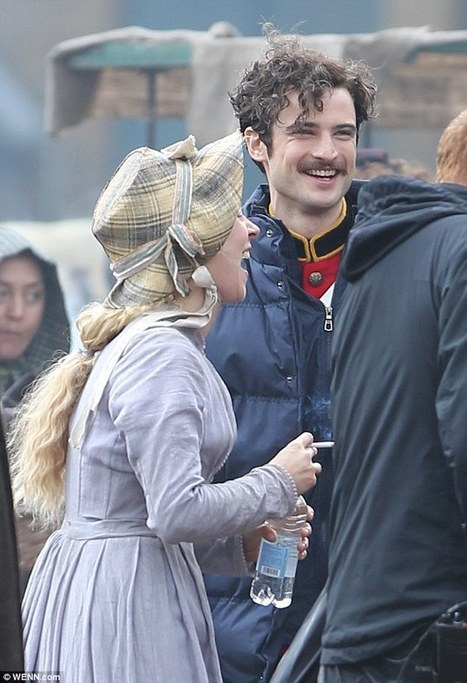 Tom Sturridge on the set of Far From The Madding Crowd - #FarFromTheMaddingCrowd | Additionals | Scoop.it