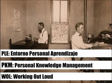 Organizaciones que aprenden | APRENDIZAJE | Scoop.it