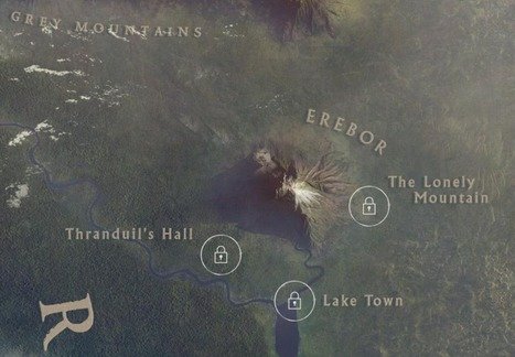 Google's latest Chrome Experiment shows off an eagle's eye view of Middle-earth | What is a teacher librarian? | Scoop.it