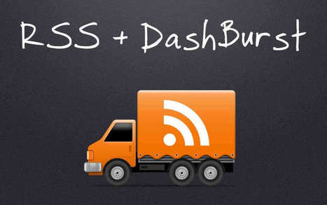 RSS: Really Simple Syndication for DashBurst | Social Media and Mobile Websites | Scoop.it