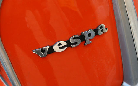 Love Your Vespa? Now You Can Do It Officially on Social Media | Social Media Article Sharing | Scoop.it