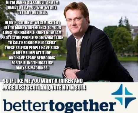 Twitter / moaningmeg: hi, do you want a fairer and ... | Unionist Shenanigans | Scoop.it
