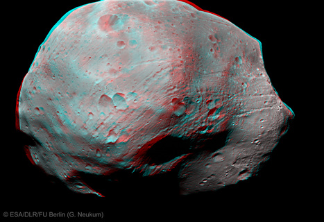 Fantastic Phobos | Things from The Internet | Scoop.it