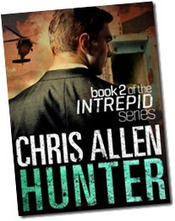 Hunter (Intrepid #2) by Chris Allen: A Book Review   Deeper Meanings — Cover art from the Double Helix : Post by Jade Kerrion   Scoop.it