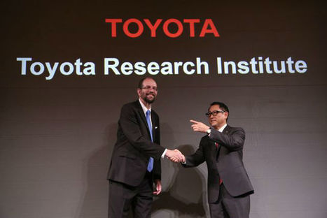 Toyota Announce Latest Details of Artificial Intelligence | Magazine | Scoop.it