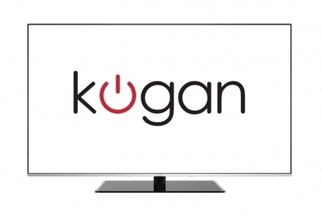 Kogan launches 55-inch Ultra High Definition TV for under $1000 | television | Scoop.it