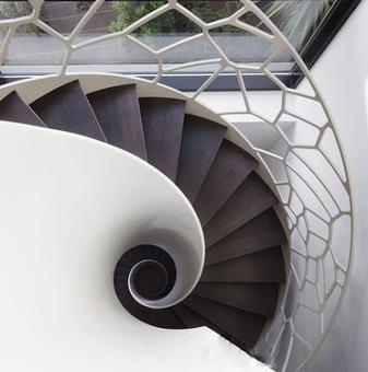 Initiales GG, une fille mais pas que...: Ma sélection d'escaliers design... | Déco Design | Scoop.it