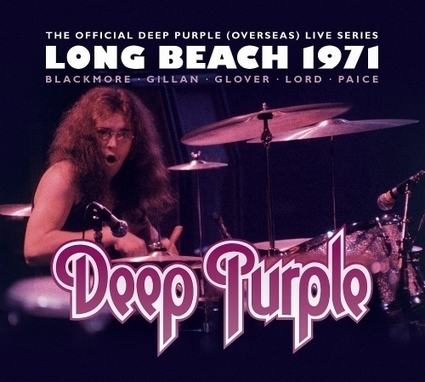 "Deep Purple ""Long Beach 1971"" enfin en live officiel 