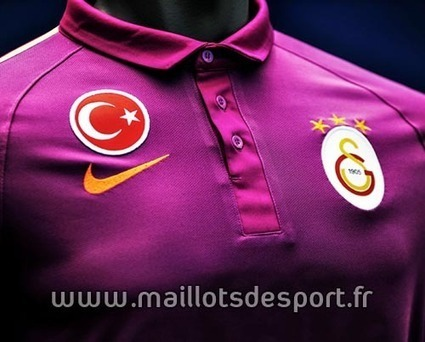 Aperçu : maillot third 2014-2015 de Galatasaray ! | Maillot de Sport | Scoop.it