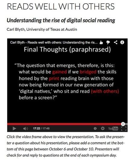 Hyper reading in the L2 classroom | TELT | Scoop.it