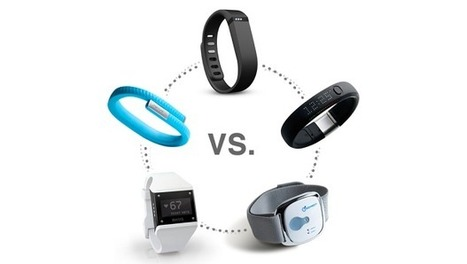 What People Hate About The Most Popular Fitness Trackers | Connected Athlete | Scoop.it