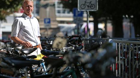 «Es braucht gute Angebote, dann steigen die Leute aufs Velo um» | Verkehr | Scoop.it
