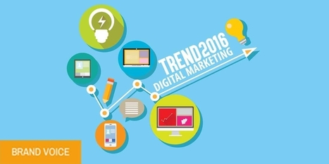 Marketing visuel : les 5 tendances à suivre en 2016 | Marketing digital - cross-canal - e-commerce | Scoop.it
