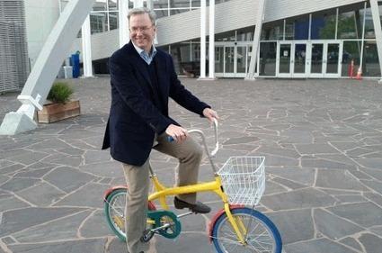 Eric Schmidt (PDG de Google) : « Les erreurs des ados les poursuivront toute leur vie »   Nouveaux business Models, nouveaux entrants (Transformation Numérique)   Scoop.it