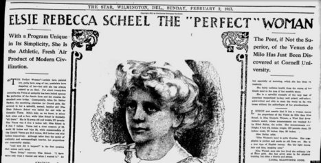LOOK: This Is What The 'Perfect Woman' Looked Like In 1912 | Xposed | Scoop.it