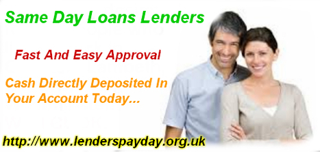 Access instant money through better lender | Lenders Payday | Scoop.it