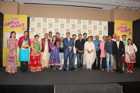 India's most beloved Babuji aka Bauji to be a part of SAB TV's live audience comedy 'Tu Mere Agal Bagal Hai' - Shimla Blogger | Entertainment | Scoop.it