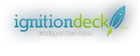 Crowdfunding op je eigen site dankzij WP-plugin IgnitionDeck | Buzz on Bizz | Scoop.it