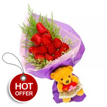 Send Flowers to Siliguri - Flowers Delivery in Siliguri, Florist in Siliguri | florist in delhi | Scoop.it
