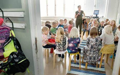Professori kysyy: Miksi lisätä ruutuaikaa koulussa, jos ruutua tuijotetaan muutenkin kohtuuttomasti? | Kirjastoista, oppimisesta ja oppimisen ympäristöistä | Scoop.it