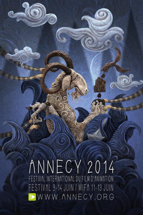 Site officiel du Festival et du Marché international du film d'animation d'Annecy | Heart is a Lock, Music is the Key | Scoop.it