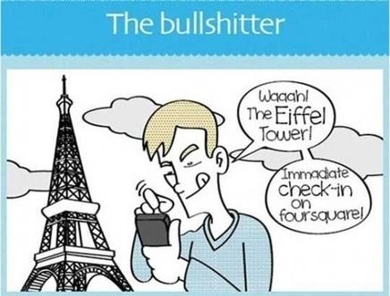 [Humour] Les différents types d'utilisateurs de réseaux sociaux   Community and Social Media Management   Scoop.it