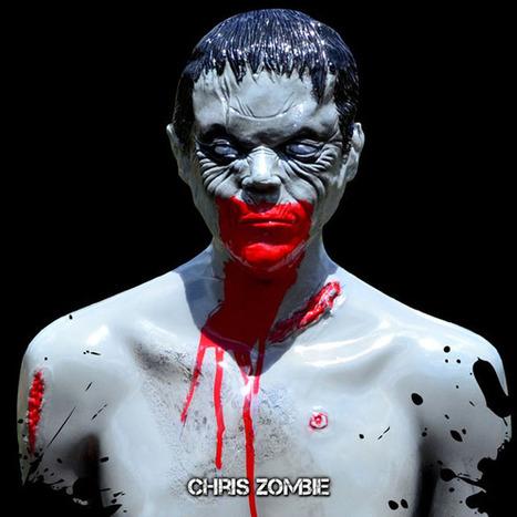 Tactical Bleeding Zombie Target | GeekAlerts | Zombie Mania | Scoop.it